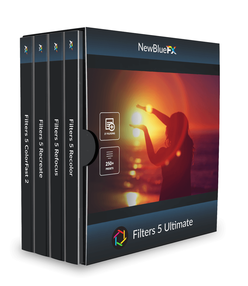 Newblue Filters 5.0.171209 Ultimate for Adobe - Free download
