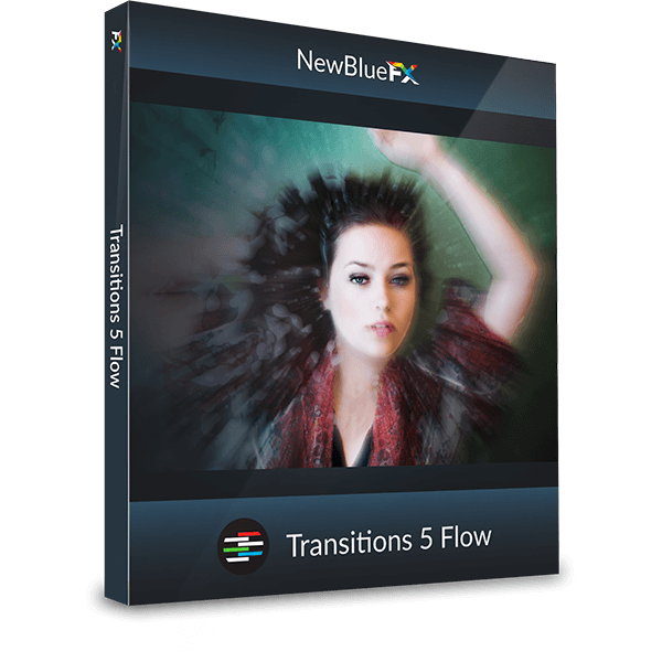 Transitions Flow allows you to create awesome transitions with blurs, lighting and many other instruments.